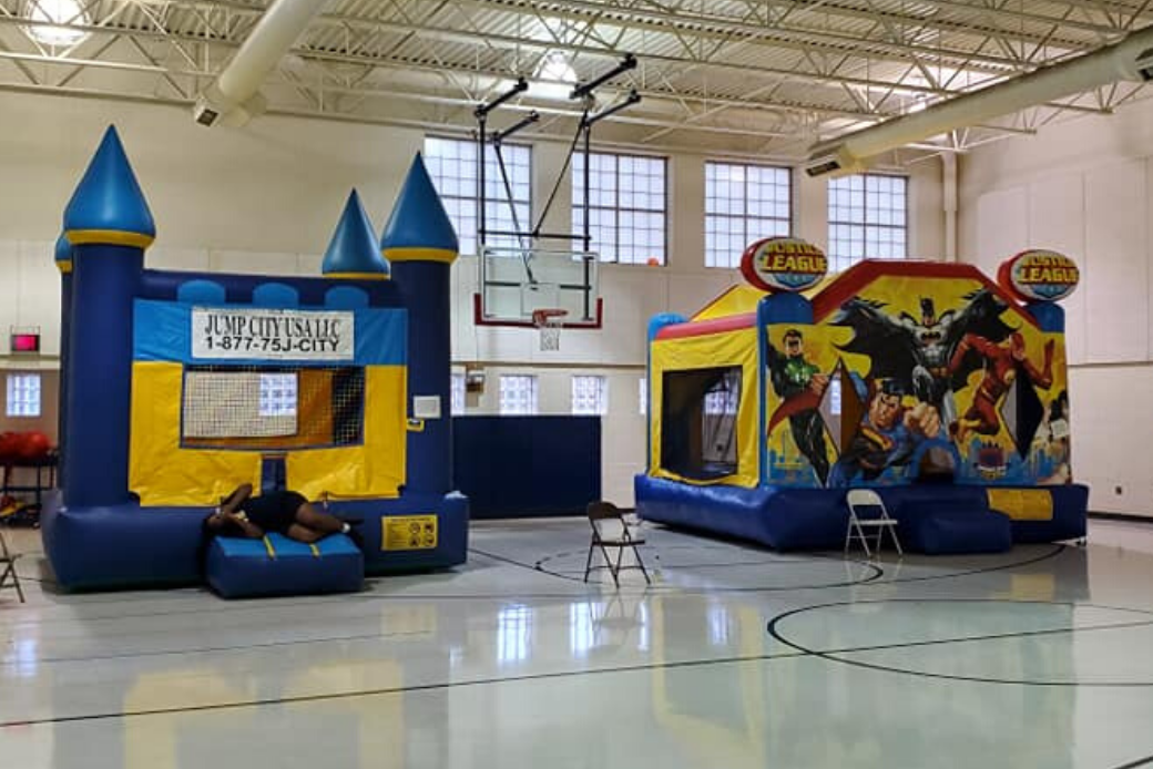 Book your next event with Jump City USA